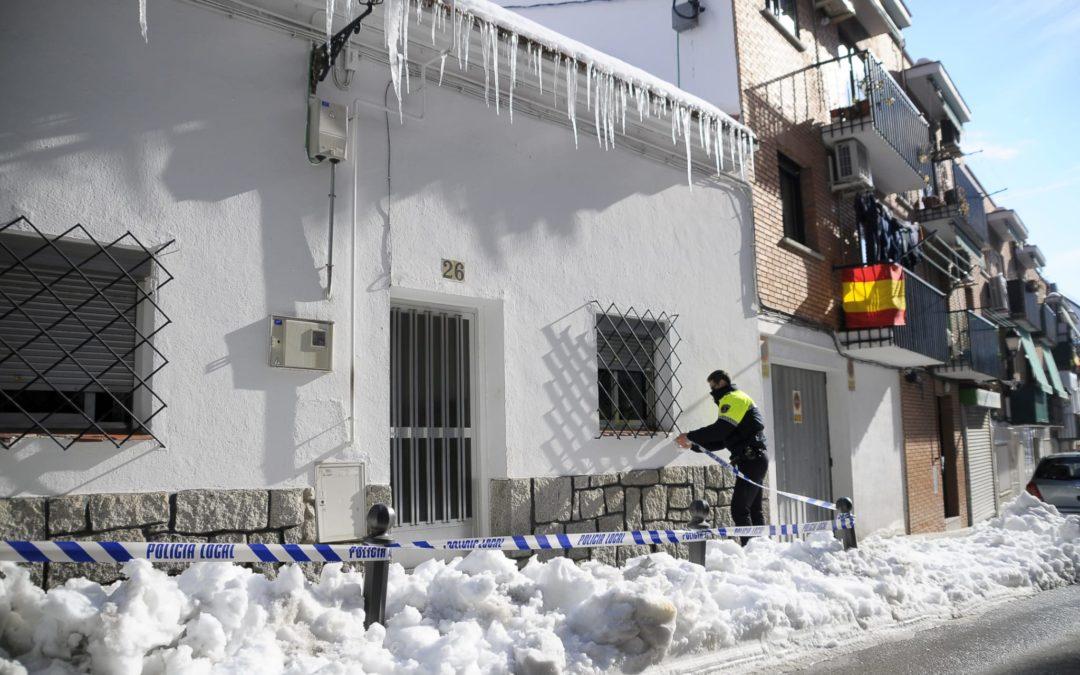 El alcalde solicitará para Boadilla la declaración de zona gravemente afectada por emergencia de Protección Civil
