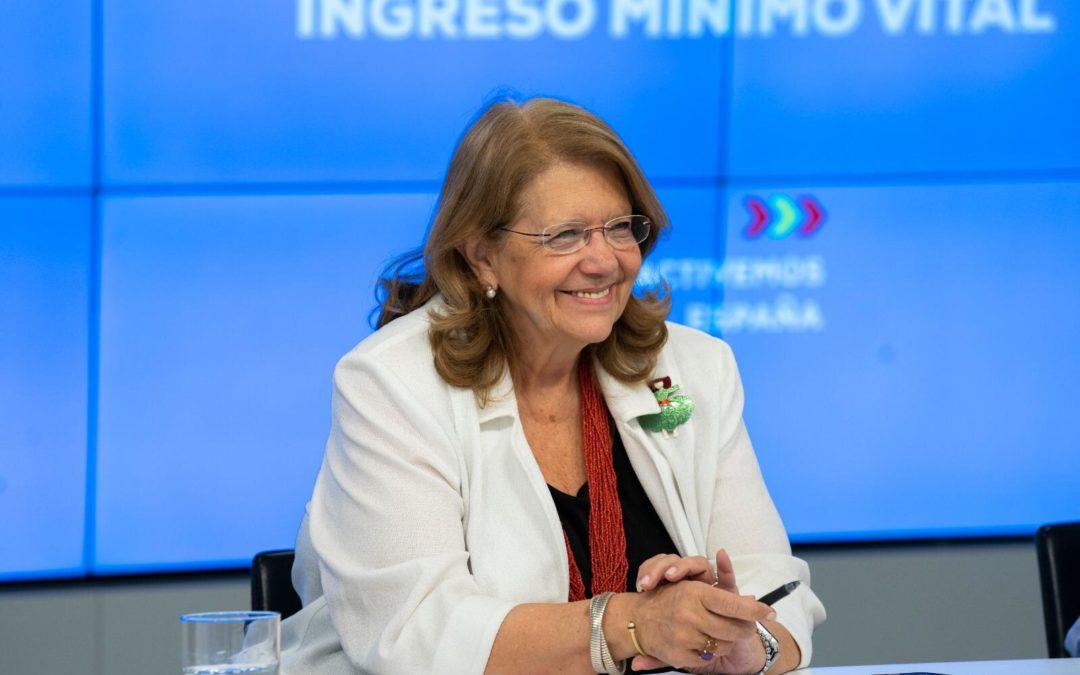 Elvira Rodríguez charlará con los militantes del PP de Boadilla